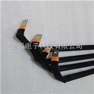 0.03-0.5mm钎焊铜带软连接  天津铜箔导电带