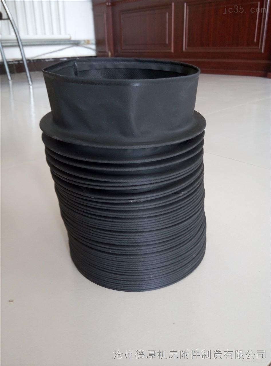 耐高温丝杠式防护罩