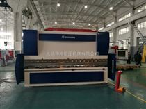 WC67K-125/4000安徽地区供应数控折弯机WC67K-125/4000