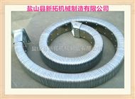机床防爆管 矩形金属软管导管保护套