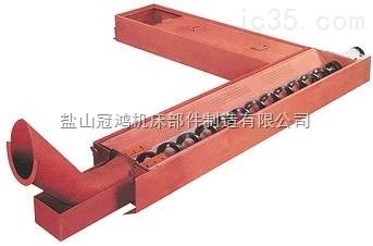 高強度螺桿排屑機