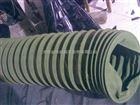 帆布伸缩布袋(耐磨,耐酸碱,耐腐蚀)