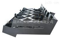 定制镗床钢板式伸缩护罩经销商
