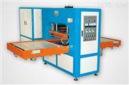 中型電動滑臺熔接高頻機