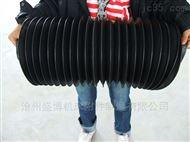 钢圈支撑式圆形丝杠防护罩