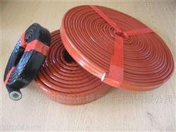 规格齐全耐高温穿线软管 高温阻燃电缆套管