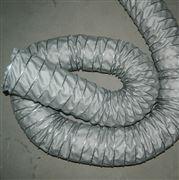 高温通风软管 耐高温伸缩风管