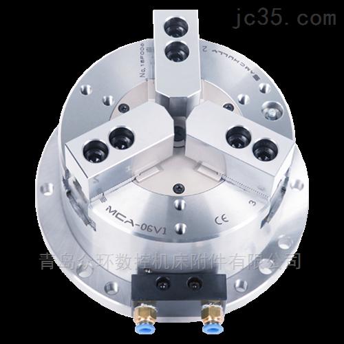 商机 机床功能部件 机床夹具 卡盘 固定式气压卡盘供应商  参考价:¥图片
