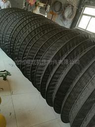 河南帆布耐磨软连接 水泥耐磨布袋制造商
