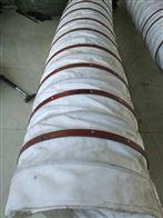 自定通风排烟风管   水泥输送伸缩袋