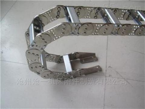 铸造机械液压管不锈钢拖链
