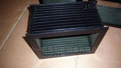 锻压机床阻燃风琴防护罩