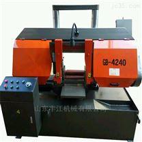低价销售gb4240金属带锯床