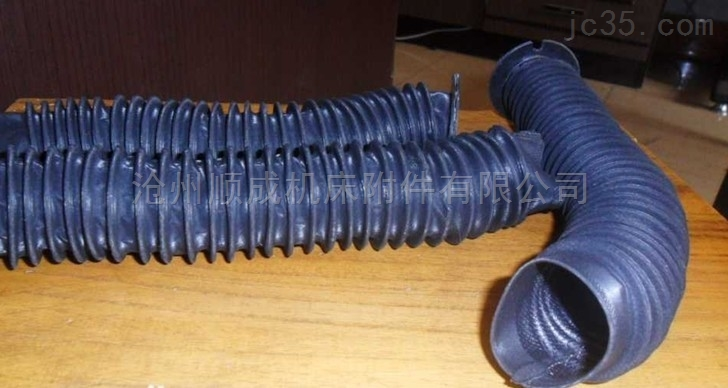 油缸伸缩防护罩