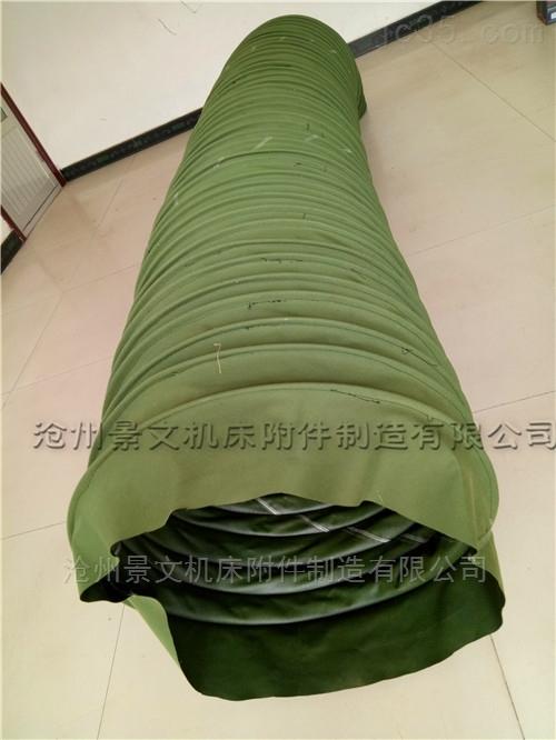环保设备耐温粉尘耐温输送软连接规格