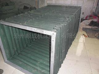 减震阻燃方形帆布软连接保质保量