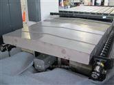 汉川技术先进卧加钢板导轨防护罩