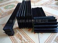 自定大量批发伸缩式导轨风琴防护罩
