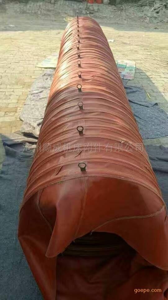加工风机保温专用帆布软连接