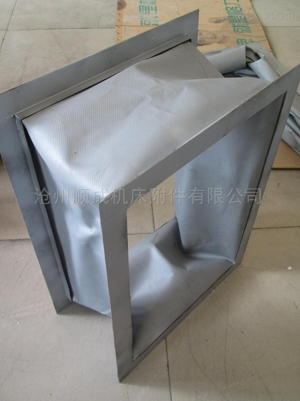 方形铝箔高温软连接