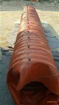 自定厂家定制通风环保输送帆布软连接
