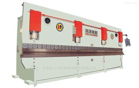 2-WC67K-800/7000双机联动数控折弯机