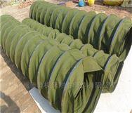 双层加厚帆布伸缩式水泥伸缩布袋