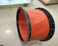 自定帆布硅胶布软连接厂家