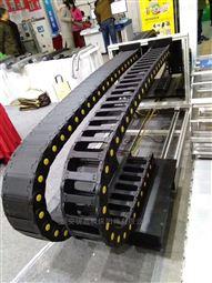 西安柔性抗压电缆塑料拖链