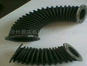 防静电耐磨丝杠防护罩保质保量