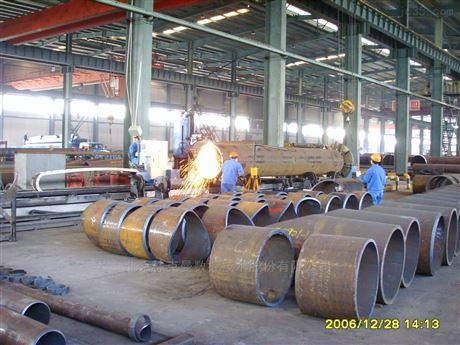 管桁架工程相贯线切割机