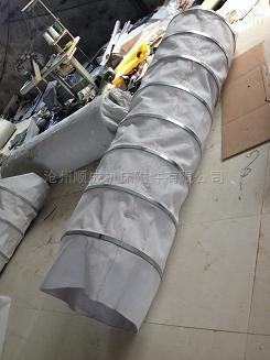 耐湿耐潮水泥伸缩布袋
