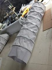 自定耐湿耐潮水泥伸缩布袋
