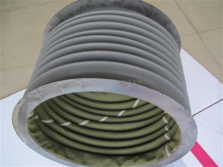 竞技宝下载附件厂加工定制耐高温伸缩帆布软连接