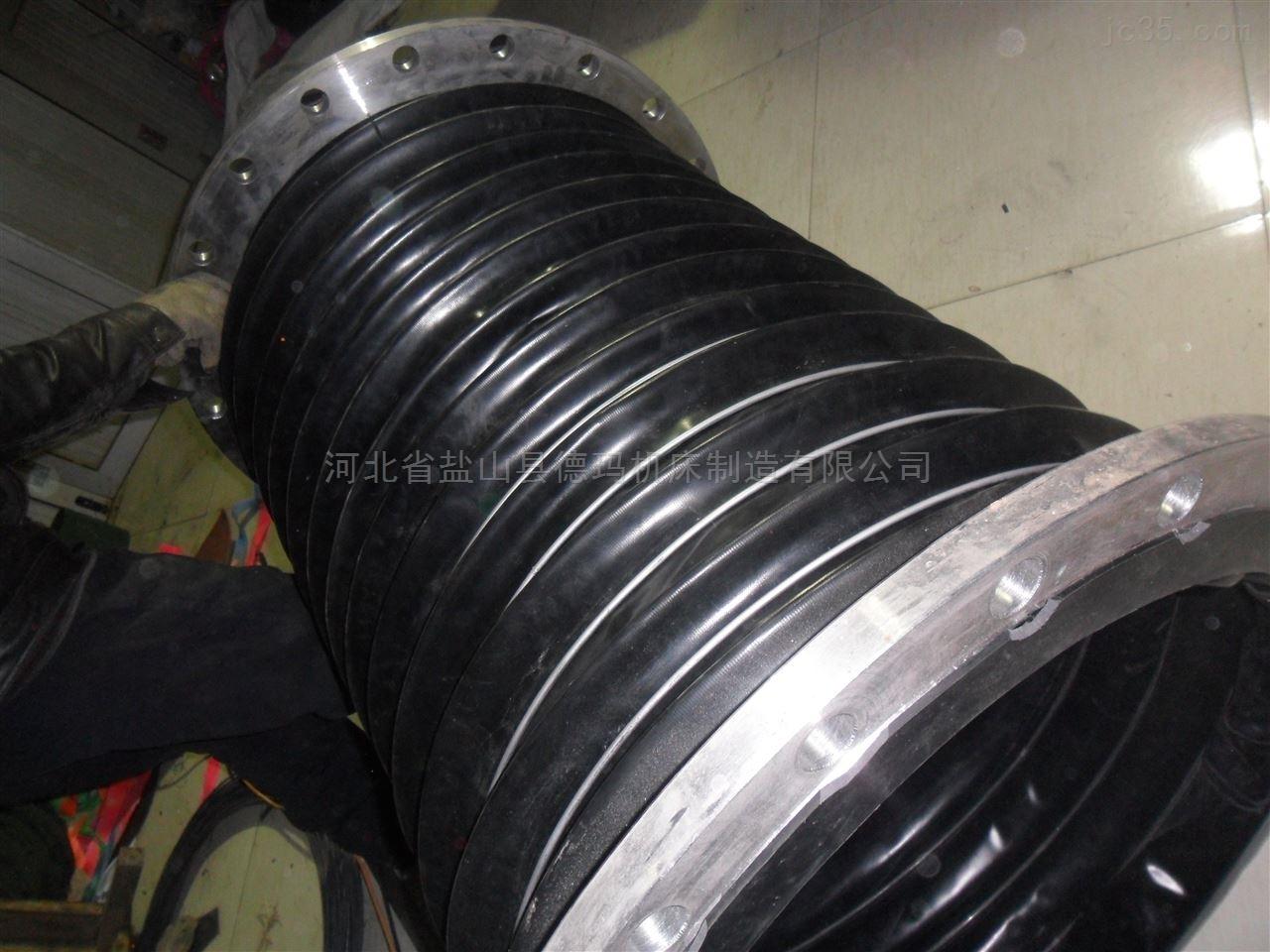 自定-耐高温通风伸缩软连接厂家价格
