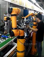 碼垛機器人選遨博-6軸輕型協作機械手