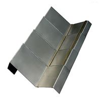 南京機床鋼板防護罩
