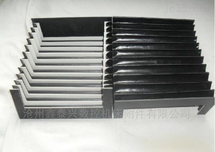 PVC板支撑机床防护罩厂家