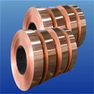 铜带厂家 T1变压器铜带 导电T2紫铜带红铜皮