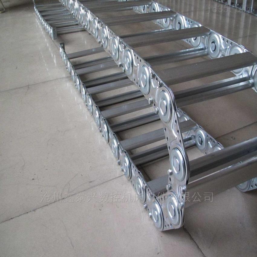 渗碳加强型钢制拖链