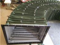 环保耐高温方形通风伸缩软管推荐