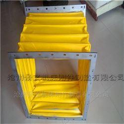 重庆耐酸碱长方形软风道生产商