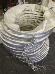 泊头水泥厂耐磨帆布输送布袋批发价格低