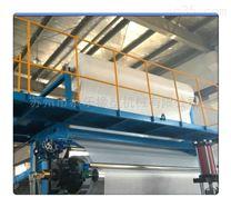 PS片材挤出机,HIPS板材生产设备(图示)
