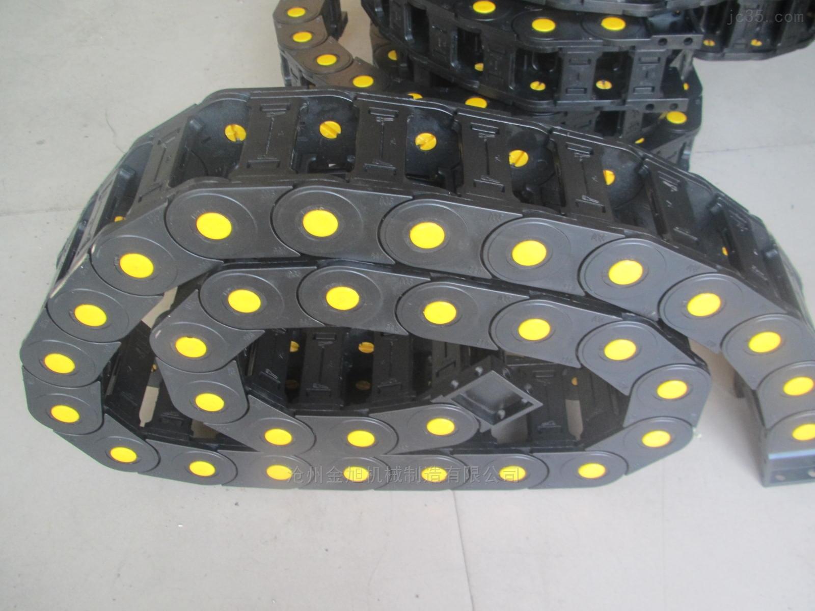 激光切割机桥式塑料拖链