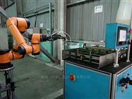 遨博AGV移动小车搭载6关节-多功能机械手臂