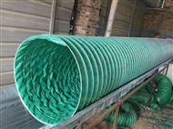 绿色三防布耐腐蚀风管