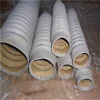 灰色玻纤布耐高温伸缩软管多少钱一米