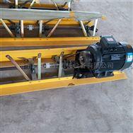 10米電動振動梁 路面提漿壓實整平機震動梁