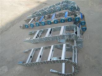 直销桥式钢铝拖链